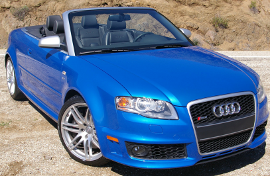 RS4 Cabriolet