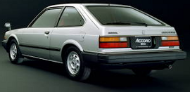 Accord Hatchback