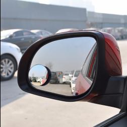 360 astetta pyörivä apupeili auton taustapeiliin