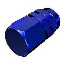 Venttiilihattu 4kpl sarja, sininen